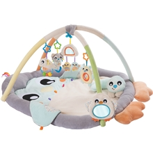 Playgro Snuggle Me Penguin Tummy Time Babygym