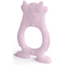 Herobility Teether Bear Pink
