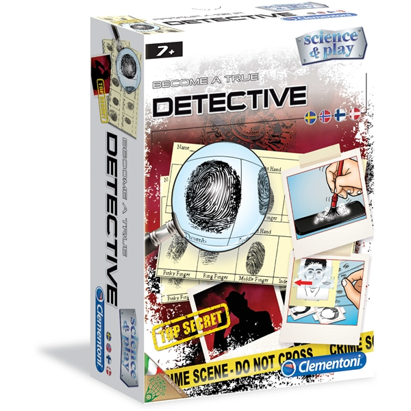 My First Discovery - Detective