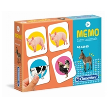 Memo Farm Animals