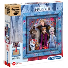Pussel 60 Bitar Frame Me Up Frozen 2