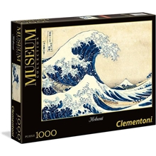Pussel 1000 Bitar Museum Hoksau The Great Wave
