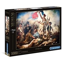 Pussel 1000 Bitar Delacroix Liberty Leading People