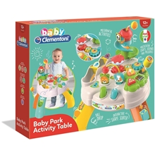 Baby Park Activity Table