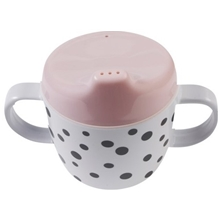 Done By Deer Spout Cup Happy Dots Powder