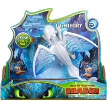 Dragons Deluxe Lightfury