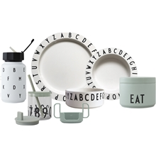 Design Letters Eat & Learn Gift Box Green