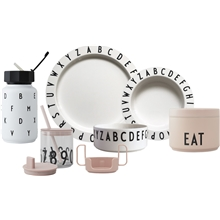 Design Letters Eat & Learn Gift Box Nude