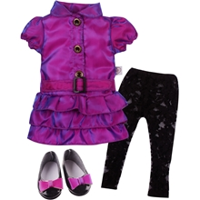 Designa Friend - Fashion Frill Outfit