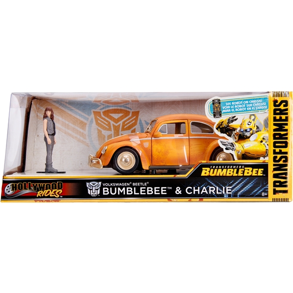 Transformers VW Beetle (Bild 3 av 3)