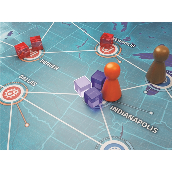 Pandemic Hot Zone North America (Bild 3 av 3)