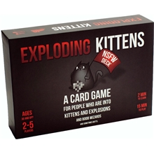 Exploding Kittens Nordic NSFW Edition