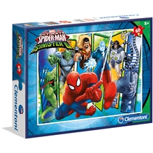 Pussel 60 Bitar Spider-Man Sinister Six