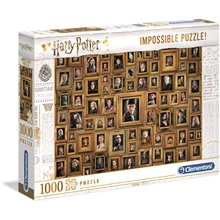 Pussel 1000 Bitar Impossible Puzzle Harry Potter
