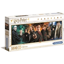 Pussel 1000 Bitar Panorama Harry Potter