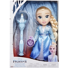 Frozen 2 Toddler Doll Elsa + Spira