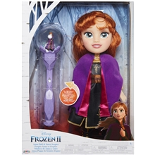 Frozen 2 Toddler Doll Anna + Spira