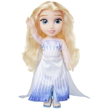Frozen 2 Toddler Doll Epilogue Elsa