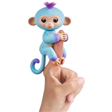 Fingerlings Tvåfärgad Apa Ava