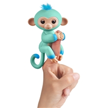 Fingerlings Tvåfärgad Apa Eddie