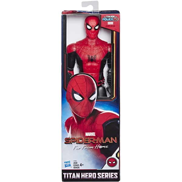 Spider-Man Titan Hero Series Spider-Man (Bild 1 av 2)