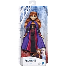 Disney Frozen 2 Basic Fashion Doll Anna