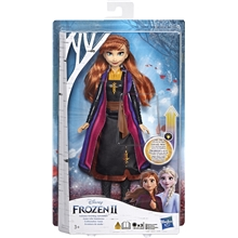 Disney Frozen 2 Light Up Fashion Doll Anna