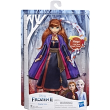 Disney Frozen 2 Singing Doll Anna