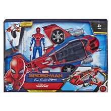 Spider-man Movie Vehicle Spider-Jet