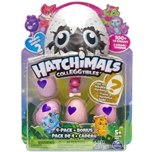 Hatchimals Colleggtibles 4-p Bonus S2