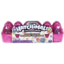 Hatchimals Colleggtibles S6 12 rosa