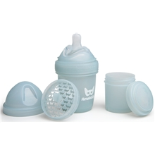 Herobility Baby Bottle 140 ml Grey