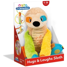 Hugs & Laughs Sloth