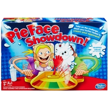 Hasbro Pie Face Showdown