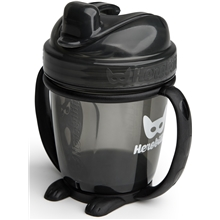 Herobility Sippy Cup 140 ml Black