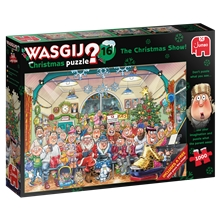 Wasgij 16 The Christmas Show!