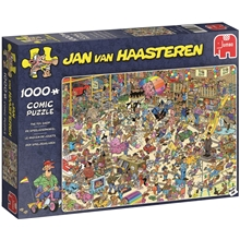 Pussel 1000 Bitar The Toy Shop