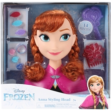 Disney Basic Frozen Anna Stylinghuvud