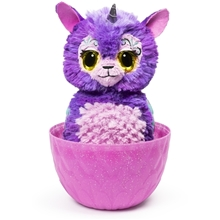 Hatchimals HatchiWOW Lila