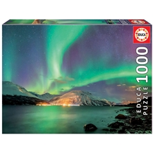 Pussel 1000 Bitar Northern Lights