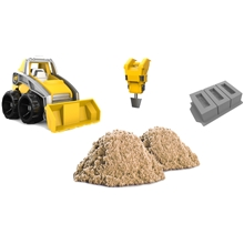 Kinetic Sand Dig & Demolish Kit