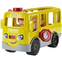 Little People Lil Movers Schoolbus
