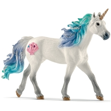 Schleich 70571 Sea Unicorn Hingst