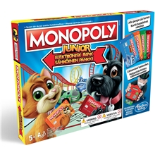 Monopoly Junior Electronic Banking SE/FI 1 st