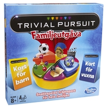 Trivial Pursuit Familj Refresh