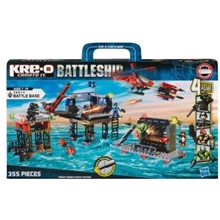 Kre-O Battleship Battle Base 38974