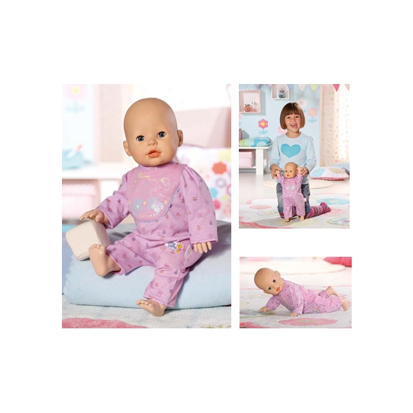 Kanon Chou Chou Learn To Walk Docka - Baby Born - Zapf Creations FP-25