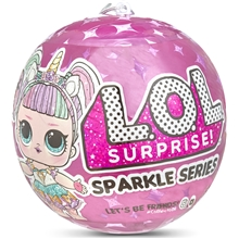 L.O.L Surprise Dolls Sparkle Series