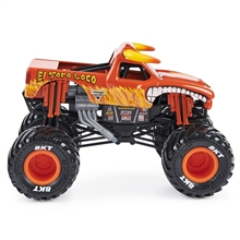 Monster Jam 1:24 Collector Trucks El Toro Loco