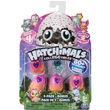 Hatchimals Colleggtibles 4-p Bonus S4